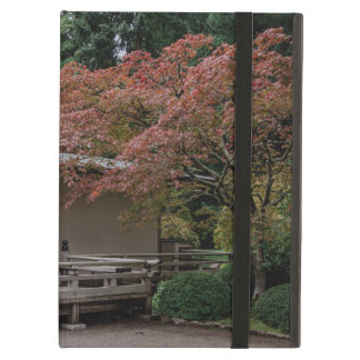 Fall colors in the garden case for iPad air