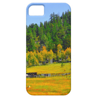 Fall colors in the Rockies iPhone 5 Covers