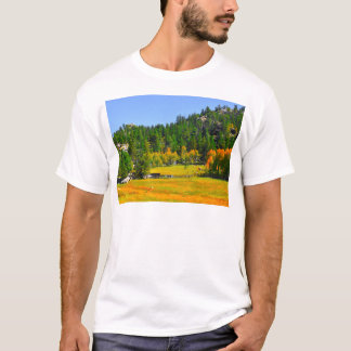 Fall colors in the Rockies T-Shirt
