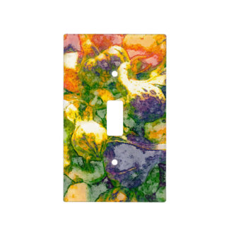 Fall Colors Light Switch Cover