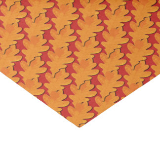 Fall Colors Oak Leaf Tissue Paper