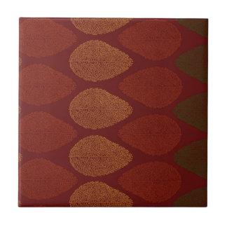 Fall Colors Remembered Ceramic Tiles