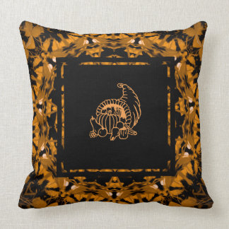 Fall Cornucopia Thanksgiving Pillows
