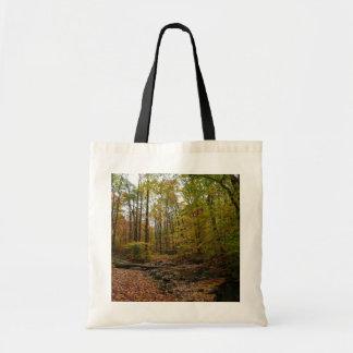 Fall Creek at Laurel Hill State Park Tote Bag
