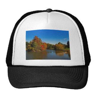 Fall Escape Trucker Hat