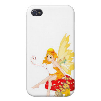 Fall fairy iPhone 4/4S covers