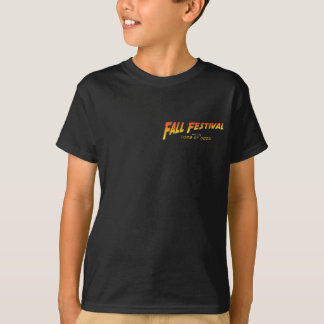 Fall Festival 08 Crew Shirt Kids Shirt