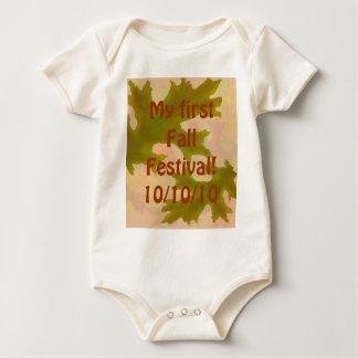 Fall Festival! Baby Bodysuit
