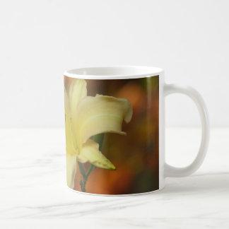 Fall Fling - Daylily Classic White Coffee Mug