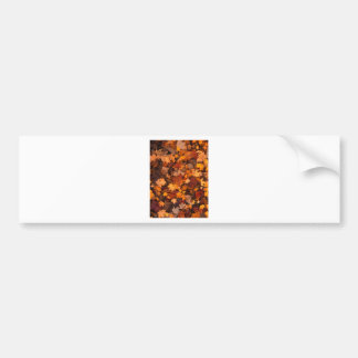 Fall-foliage Bumper Sticker