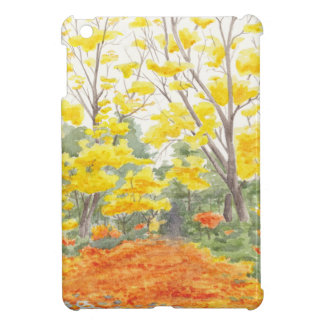 Fall Foliage in Adlershof Case For The iPad Mini