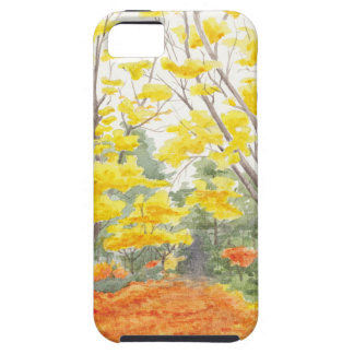 Fall Foliage in Adlershof iPhone 5 Case