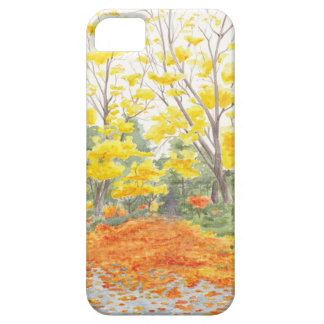 Fall Foliage in Adlershof iPhone 5 Cover
