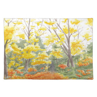 Fall Foliage in Adlershof Placemat