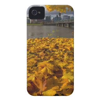 Fall Foliage in Portland Oregon City iPhone 4 Case-Mate Case