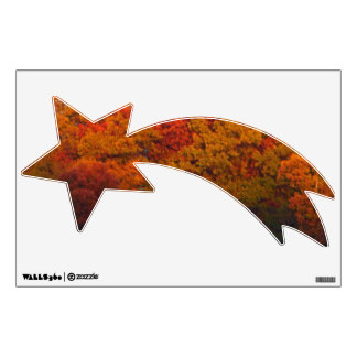 Fall Foliage Wall Decal