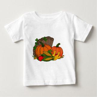 Fall Harvest Baby T-Shirt