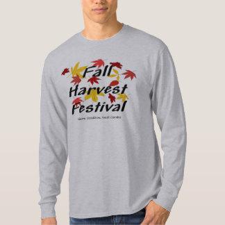 Fall Harvest Festival Men's Long Sleeve T-shirt