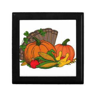 Fall Harvest Gift Box