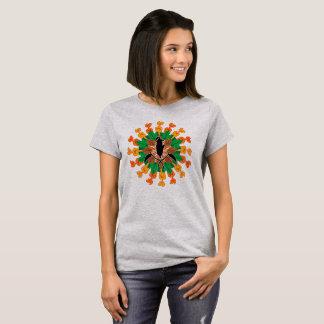 Fall Harvest Illustration T-Shirt
