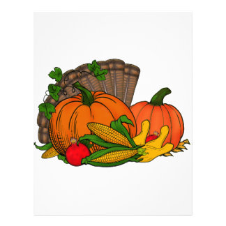 Fall Harvest Letterhead