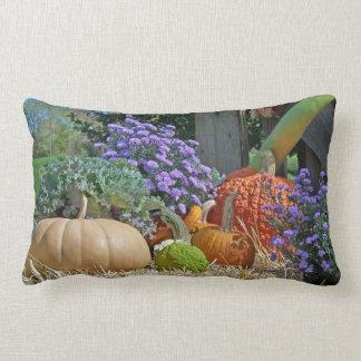 Fall Harvest Lumbar Pillow