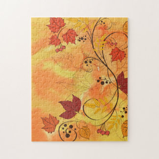 Fall Harvest Puzzle