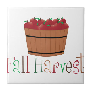 Fall Harvest Tile