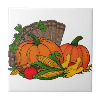 Fall Harvest Tile