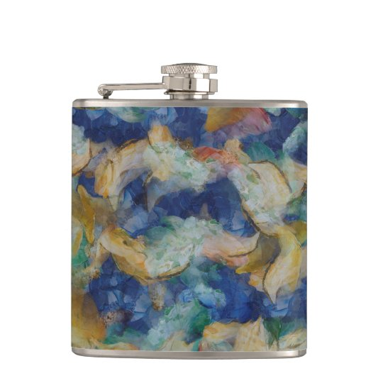Fall Hip Flask