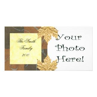 Fall/Holiday  Photo card