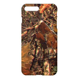 Fall Hunt Camo Background Ready to iPhone 7 Plus Case