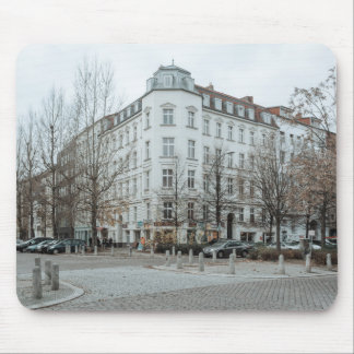 Fall in Berlin Mouse Pad