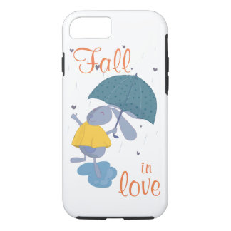 Fall in Love iPhone 8/7 Case