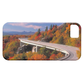 Fall in North Caroline Blue Ridge Parkway iphone iPhone 5 Cover