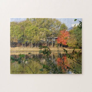 Fall in Tennessee Jigsaw Puzzle