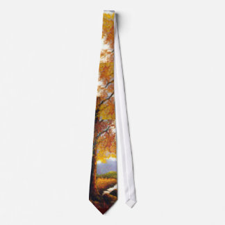 Fall In The Forest II Tie