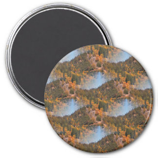 Fall in the mountains... magnet