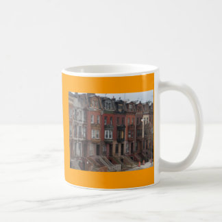 FALL INTO BED-STUY COFFEE MUG