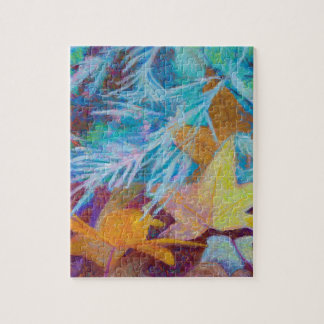 Fall Into Winter Jigsaw Puzzle
