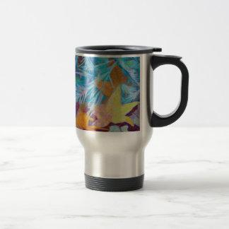 Fall Into Winter Travel Mug