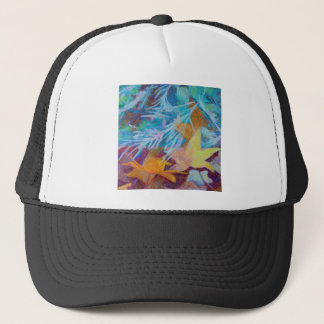 Fall Into Winter Trucker Hat