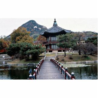 Fall, Kyongbok Palace Cut Outs