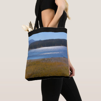 Fall Lake Tote