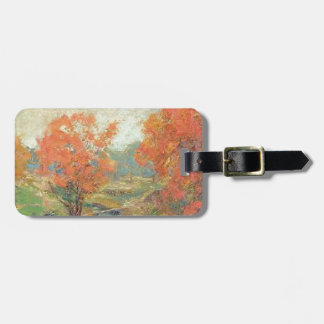 Fall Landscape - Midwest, USA Luggage Tag