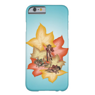 Fall Leaf Fae Triplets Barely There iPhone 6 Case
