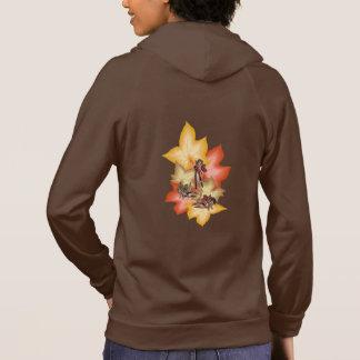 Fall Leaf Fae Triplets Hoodie