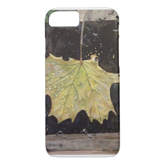 Fall Leaf I Phone Case