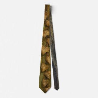 Fall leaf tie for him