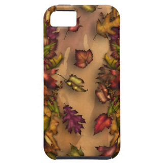Fall Leaves Autumn Harvest iPhone4 iPhone 5 Cover